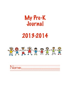 Pre-K Journal
