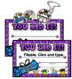 Pre-K & Kindergarten Graduation Certificates and Medals {Set 5}