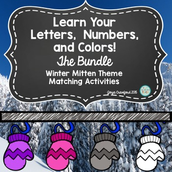Learn Your Letters, Numbers, and Colors!