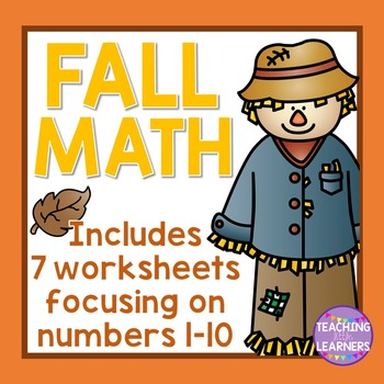 Fall Math: 1-10 Number Recogntion
