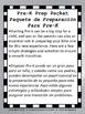 Pre-Kinder Preparation Packet B&W