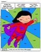Pre-Primer: Color by Sight Word Sentences - 014