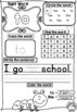 Dolch Pre-Primer Sight Word Practice Workbook ~ Book 1