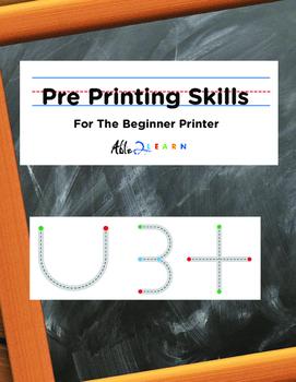 Pre Printing Skills : For The Beginner Printer
