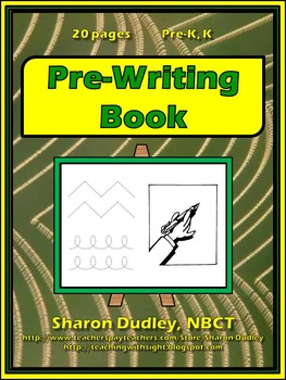 Pre-Writing Book