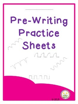 Pre-Writing Practice