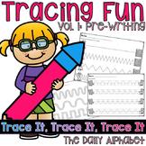 Pre-Writing Tracing Fun