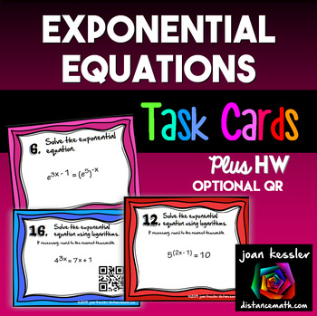 Algebra 2  PreCalculus Solving Exponential Equations with