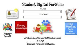 PreKindergarten - 5th Grade: CECC Teacher Portfolio Softwa
