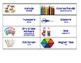 New Lower Price: PreKindergarten, ECE, Materials labels in