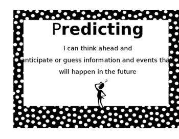 Predicting Anchor Chart