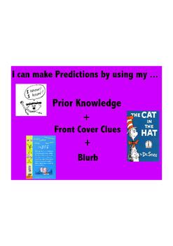 Predicting - Prediction of Texts Poster