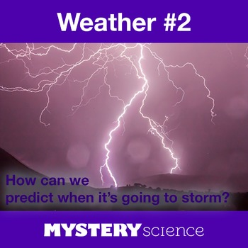 Weather NGSS:Predicting Weather ❤ BUNDLE:Activity, Reading