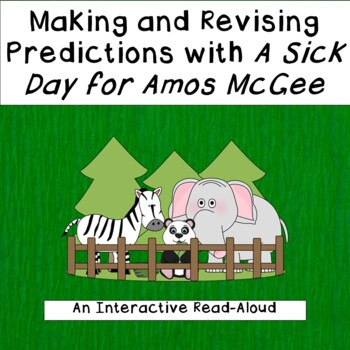 """Predicting with """"A Sick Day for Amos McGee."""""""