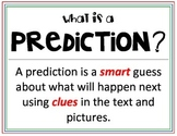 Predictions - Making, Confirming and Revising