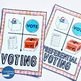 Preferential Voting Word Wall (Run Your Own Election: Demo