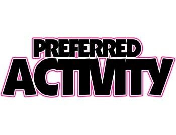 Preferred Activity Bulletin Board Set