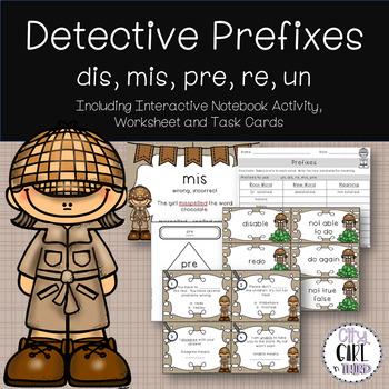 Prefix Detective
