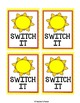 Suffix Games - Suffix Crazy 8's - OR, AR, ER, ARD and WARD words