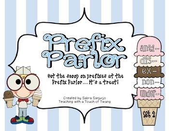 Prefix Parlor: Set 2