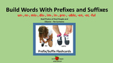 Prefix/Suffix Flashcards