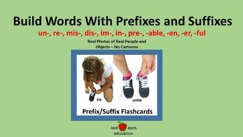 Prefix/Suffix Flashcards