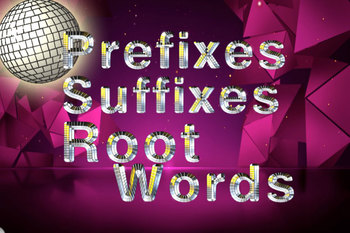 Prefix Suffix and Root Word PowerPoint Practice Prefixes,