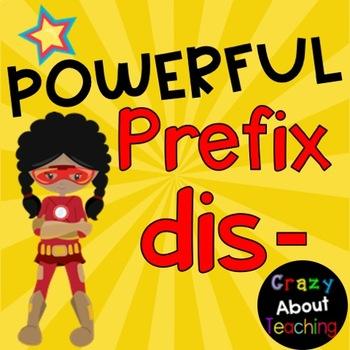 Prefix dis- Presentation