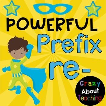 Prefix re- Presentation
