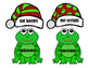 Prefixes - Frogs and Christmas Hats