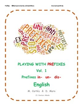 Prefixes Vol 1: in- un- dis- Game