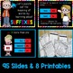 Prefixes and Suffixes PowerPoints, Worksheets, and Task Ca