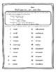 Language Arts Activities - Skill Practice - Prefixes re, u