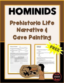 Prehistoric Life Narrative & Cave Painting