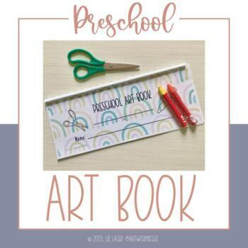 Prek 4's Art Book