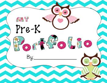 Prek Owl Portfolio