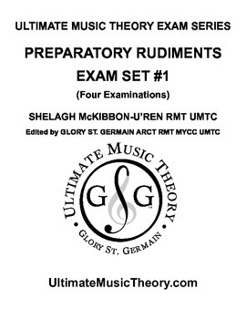 Music Theory - Preparatory Exam Set #1