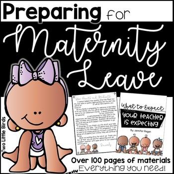 Preparing for Maternity Leave
