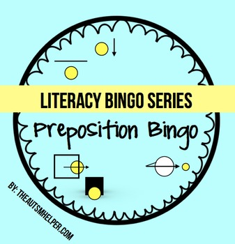 Preposition Bingo