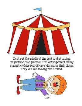 Preposition Circus