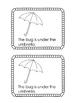 Preposition Emergent Reader for Spring!