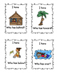 Preposition I have Who has? Game