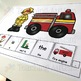 Preposition Sentence Building Adapted Book