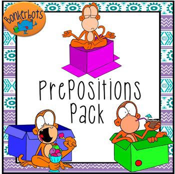 Preposition pack
