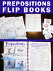Prepositions Interactive Notebook Parts of Speech Literacy