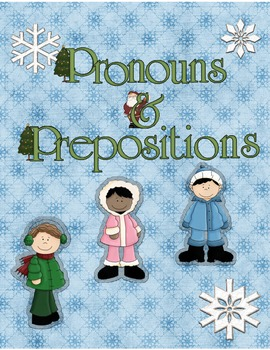 Prepositions and Pronouns