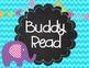 Preppy Elephant Literacy Signs