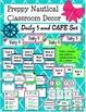 Preppy Nautical Classroom Theme BUNDLE