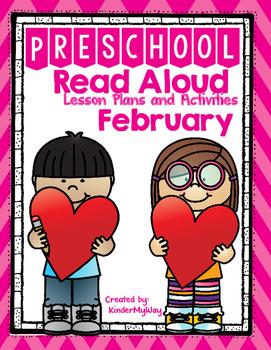 Read Aloud Lesson Plans for February - Preschool
