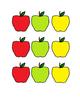 Preschool Apple Name Printable Freebie